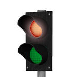 traffic light small